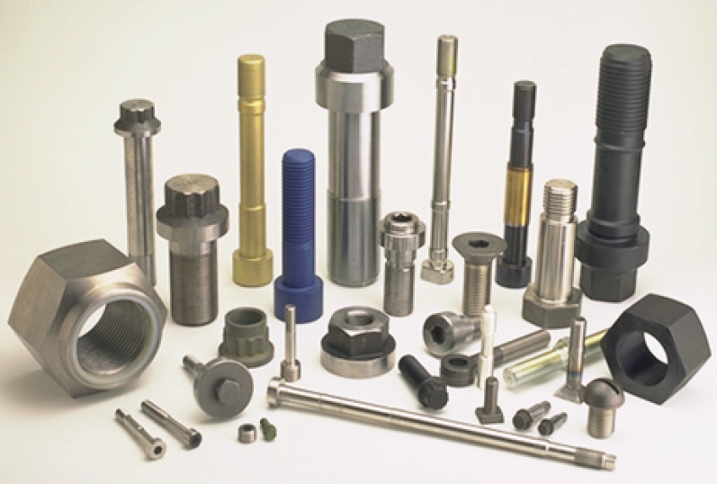 Industrial Fasteners And Their Uses